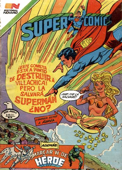 Cover for Supercomic (Editorial Novaro, 1967 series) #325