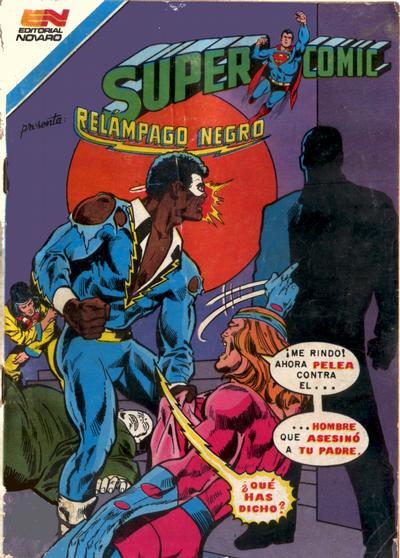 Cover for Supercomic (Editorial Novaro, 1967 series) #364