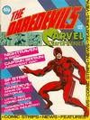 Cover for The Daredevils (Marvel UK, 1982 series) #6