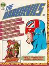 Cover for The Daredevils (Marvel UK, 1982 series) #7