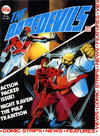 Cover for The Daredevils (Marvel UK, 1982 series) #9