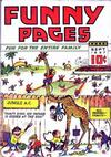Cover for Funny Pages (Ultem, 1937 series) #v2#1