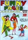 Cover for Funny Pages (Centaur, 1938 series) #v2#6