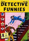 Cover for Keen Detective Funnies (Centaur, 1938 series) #v1#8