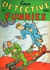 Cover for Keen Detective Funnies (Centaur, 1938 series) #v1#11