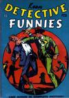 Cover for Keen Detective Funnies (Centaur, 1938 series) #v2#2