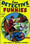 Cover for Keen Detective Funnies (Centaur, 1938 series) #v2#3