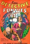 Cover for Keen Detective Funnies (Centaur, 1938 series) #v2#4