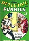 Cover for Keen Detective Funnies (Centaur, 1938 series) #v2#5