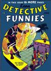 Cover for Keen Detective Funnies (Centaur, 1938 series) #v2#6