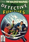 Cover for Keen Detective Funnies (Centaur, 1938 series) #v2#8