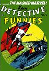 Cover for Keen Detective Funnies (Centaur, 1938 series) #v2#11