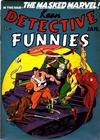 Cover for Keen Detective Funnies (Centaur, 1938 series) #v3#1