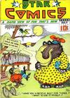 Cover for Star Comics (Centaur, 1938 series) #v1#13