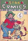 Cover for Star Comics (Centaur, 1938 series) #v2#6