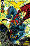 Cover for X (Dark Horse, 1994 series) #5