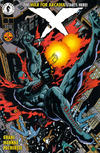 Cover for X (Dark Horse, 1994 series) #9