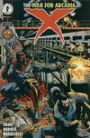 Cover for X (Dark Horse, 1994 series) #11