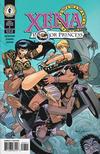 Cover for Xena: Warrior Princess (Dark Horse, 1999 series) #8 [Regular Cover]