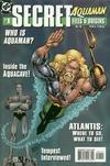 Cover for Aquaman Secret Files (DC, 1998 series) #1