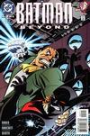 Cover for Batman Beyond (DC, 1999 series) #2