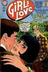 Cover for Girls' Love Stories (DC, 1949 series) #130