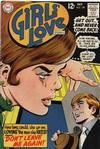 Cover for Girls' Love Stories (DC, 1949 series) #138