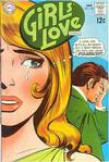 Cover for Girls' Love Stories (DC, 1949 series) #140