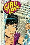 Cover for Girls' Love Stories (DC, 1949 series) #141