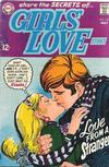 Cover for Girls' Love Stories (DC, 1949 series) #143