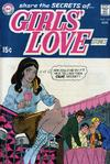 Cover for Girls' Love Stories (DC, 1949 series) #145