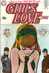 Cover for Girls' Love Stories (DC, 1949 series) #146