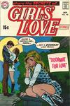 Cover for Girls' Love Stories (DC, 1949 series) #148