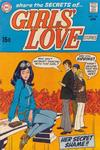 Cover for Girls' Love Stories (DC, 1949 series) #150
