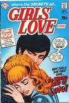 Cover for Girls' Love Stories (DC, 1949 series) #151