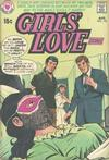 Cover for Girls' Love Stories (DC, 1949 series) #153