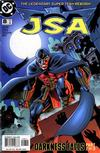 Cover for JSA (DC, 1999 series) #8 [Direct Sales]