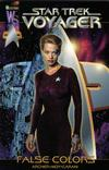 Cover Thumbnail for Star Trek: Voyager -- False Colors (2000 series)  [Photo Cover]