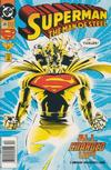 Cover Thumbnail for Superman: The Man of Steel (1991 series) #28 [Newsstand]