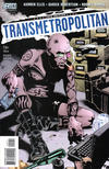 Cover for Transmetropolitan (DC, 1997 series) #29