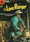 Cover for The Lone Ranger (Dell, 1948 series) #99