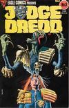 Cover for Judge Dredd (Eagle Comics, 1983 series) #3