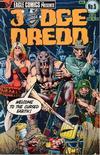 Cover for Judge Dredd (Eagle Comics, 1983 series) #5