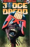 Cover for Judge Dredd (Eagle Comics, 1983 series) #9