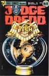 Cover for Judge Dredd (Eagle Comics, 1983 series) #10