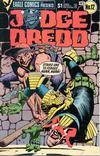 Cover for Judge Dredd (Eagle Comics, 1983 series) #12