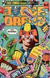 Cover for Judge Dredd (Eagle Comics, 1983 series) #15