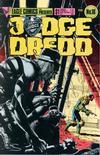 Cover for Judge Dredd (Eagle Comics, 1983 series) #16
