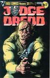 Cover for Judge Dredd (Eagle Comics, 1983 series) #17