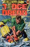Cover for Judge Dredd (Eagle Comics, 1983 series) #19